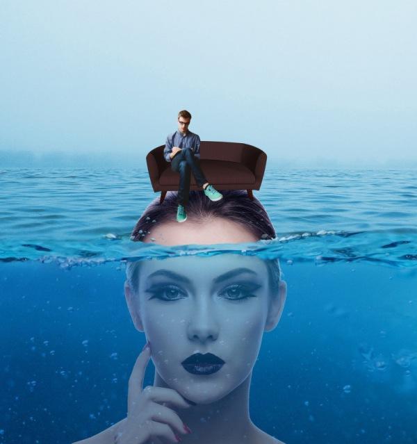 Psychologie unterbewußtsein wahrnehmung DKunert/pixabay 1