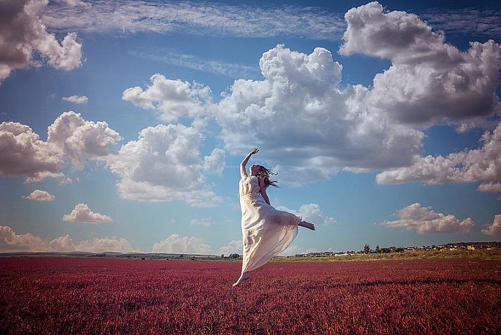 Jump Sky High Eine poetische Reise durch den Tierkreis: Der Widder ~ der ungestüme Wilde