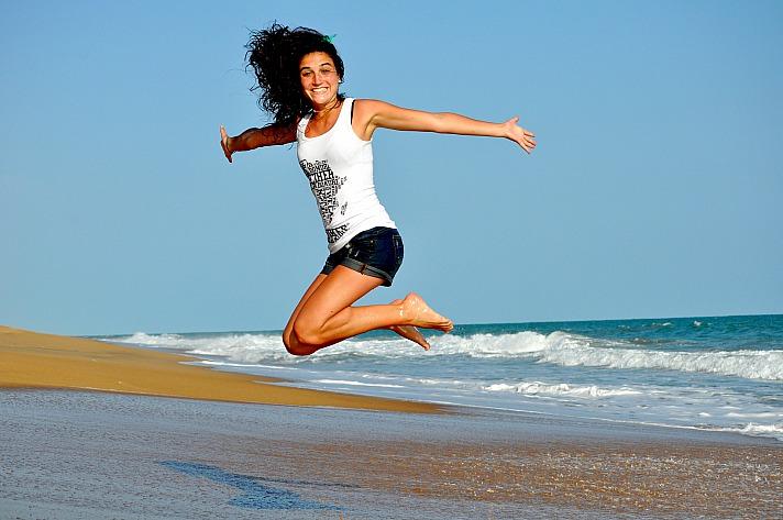 Den Frühling mit gesunder Ernährung und Sport genießen
