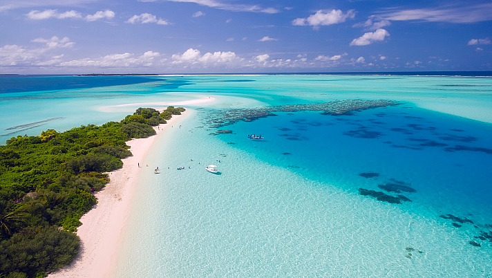 Entspanntes Reisen - Maldiven