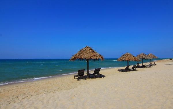 Entspanntes Reisen - Strand