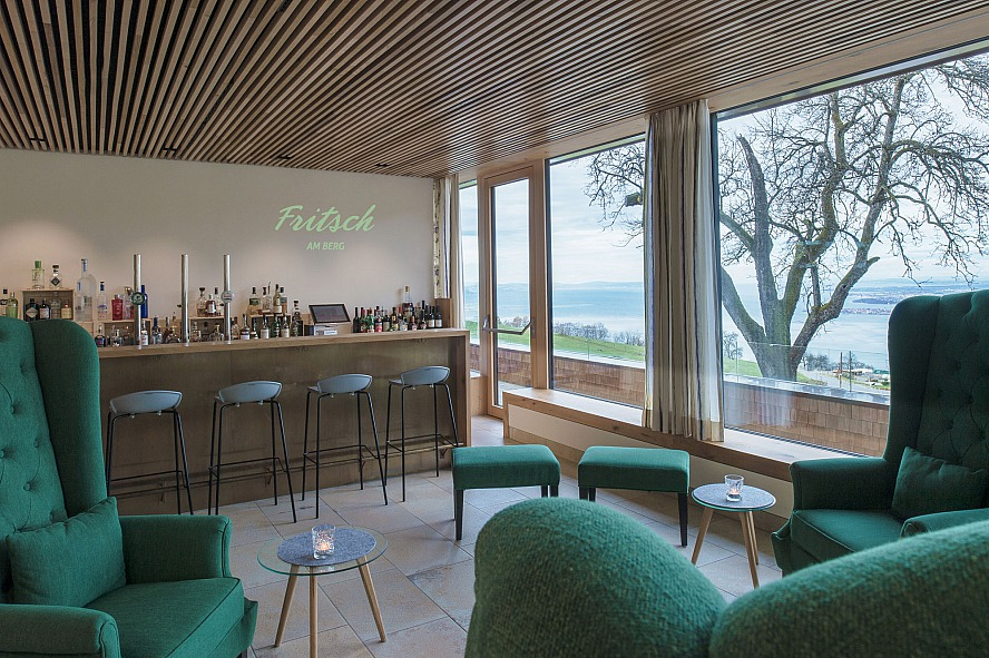 Hotel Fritsch am Berg: Bar