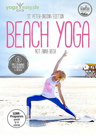 Beach Yoga DVD