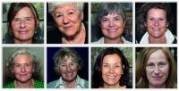 Bettina Zumstein Ungeschminkt Frau: acht Frauen