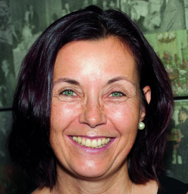 Bettina Zumstein Ungeschminkt Frau: Carla 55