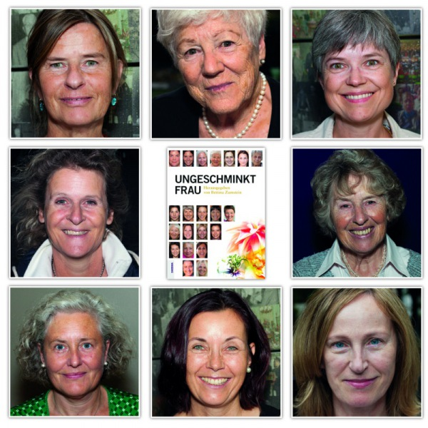 Bettina Zumstein Ungeschminkt Frau: Gesichter