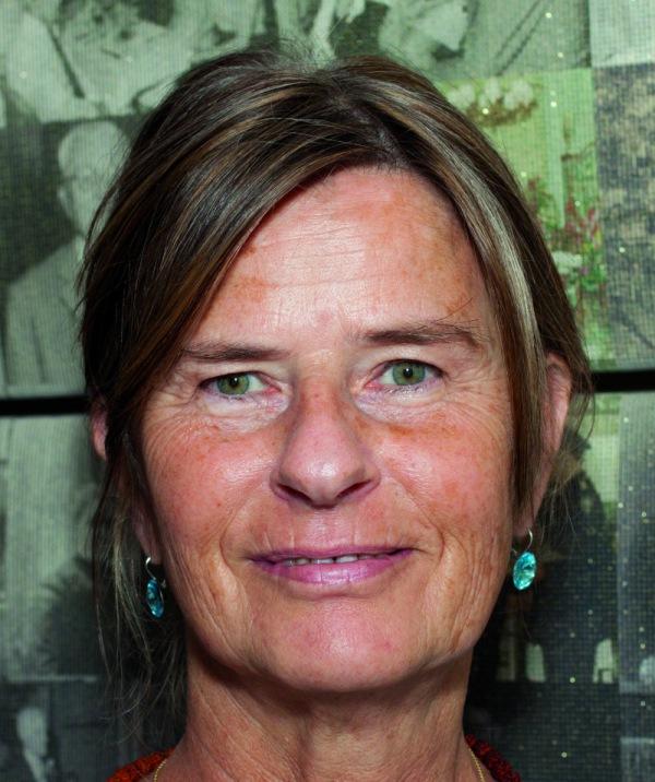 Bettina Zumstein Ungeschminkt Frau: Terry 63