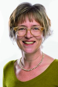 Portrait Bettina Zumstein: Ungeschminkt Frau