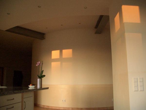 Frühjahrsputz: der Fenstersauger Dry&Clean von Leifheit - Abendstimmung im Wasserturm