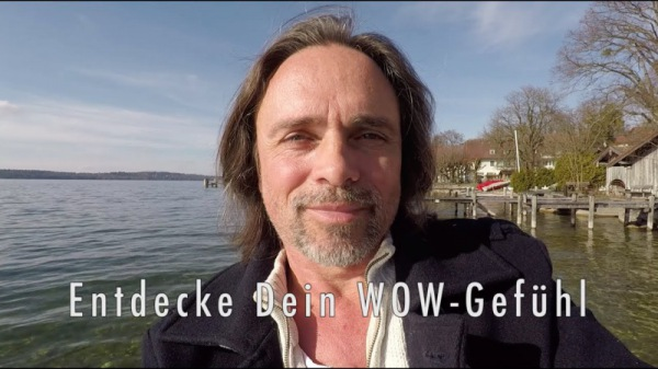 Sebastian Goder: Entdecke Dein WOW-Gefühl