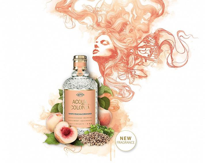 ACQUA COLONIA - white Peach & Coriander