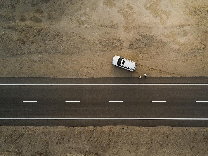 Unterstützung für Autofahrer - Die KFZ-Versicherung von NÜRNBERGER