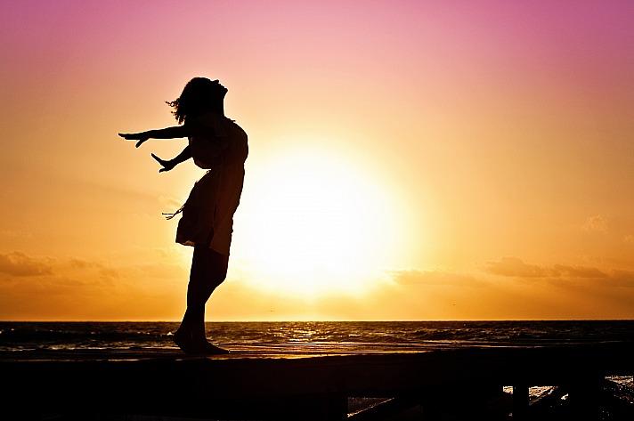 Fünf Dinge die uns glücklich machen