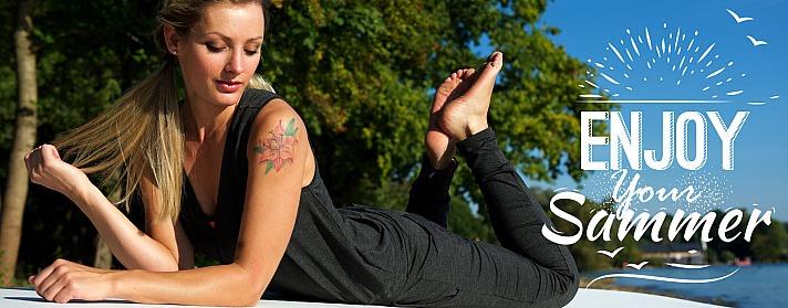 Kamah Yoga: Enjoy your Summer