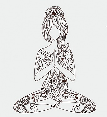 Kamah Yoga: Figurine