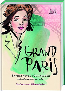 Grand Paris Cover - frechverlag