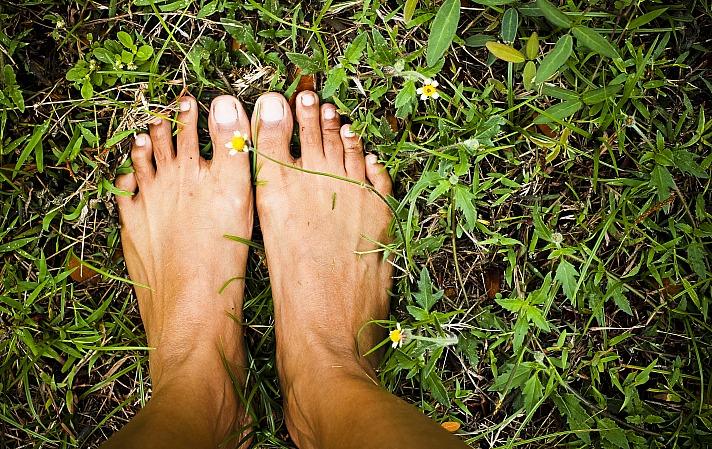 Gesundheit für die Füße