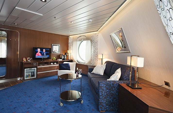 Stena Line: Captain Suite Lounge