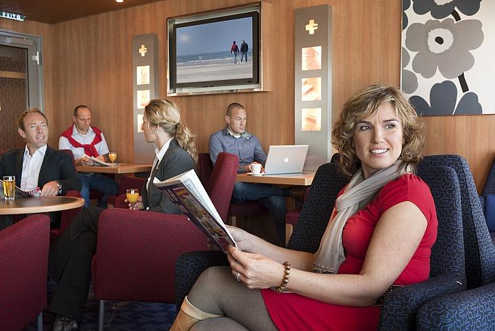 Stena Line: Plus Lounge