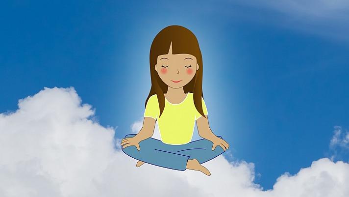 Erstaunliches Ergebnis: Meditation wirkt bei US-Schülern besser als nachsitzen