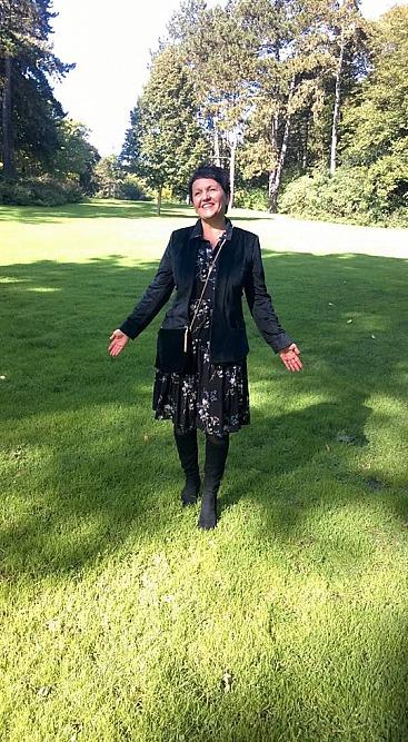 Kala Fashion: Annette Maria im Park