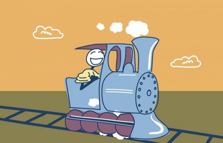 Patrick Lynen - Lokomotive