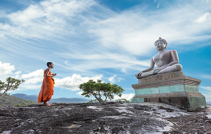 Glaube ist in Thailand tief verwurzelt