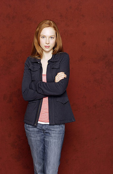 Castle Season 1 Molly C. Quinn 01 - Hochsensible Superhelden