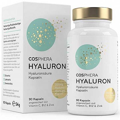 Hyaluronsäure-Kapseln hochdosiert