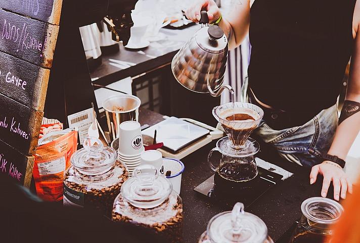 Dein eigenes Café - kostenlose Website METRO