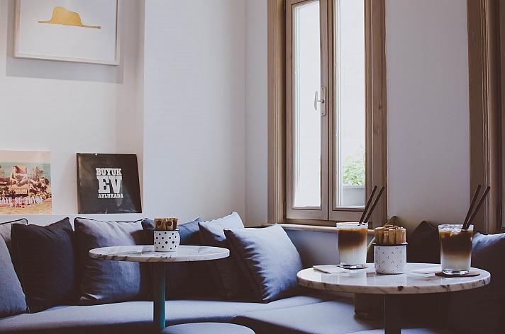 Kostenlose Website METRO: Dein eigenes Café