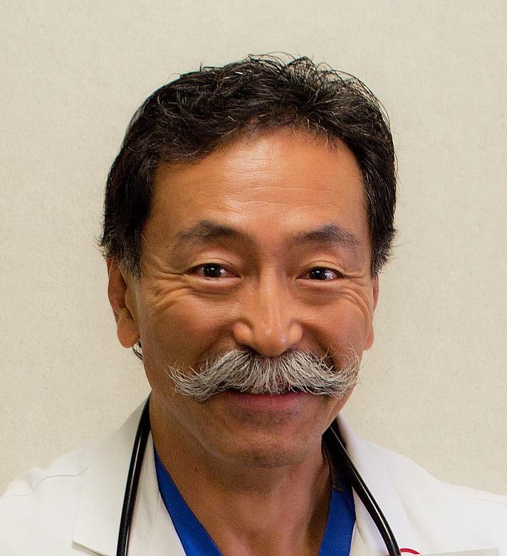 Dr. Yusuke Yahagi ist eigentlich Herzchirurg