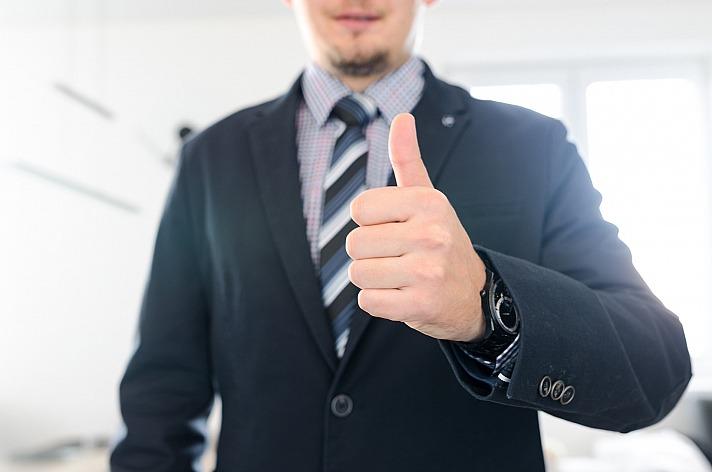 Mit positiver Energie und proaktiv zum neuen Job
