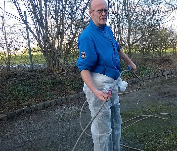 idealsafety.de: Arbeitssicherheit beim Outdoor-Frühjahrsputz