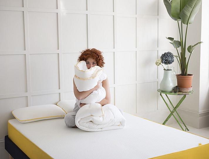 eve Vierjahrezeitendecke -  für einen gesunden Schlaf