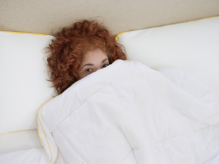 für einen gesunden Schlaf -  die eve Vierjahrezeitendecke