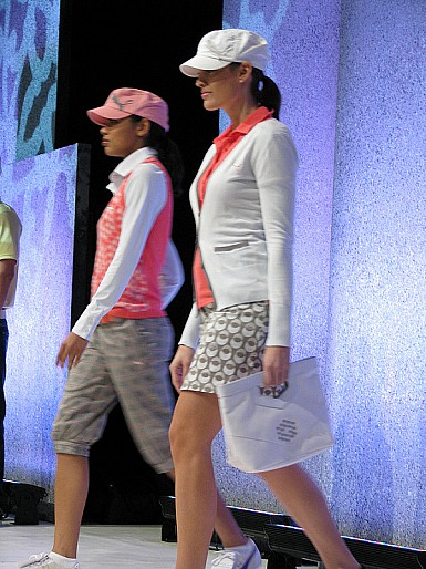 Golf Fashion at the 2008 PGA Golf Show
