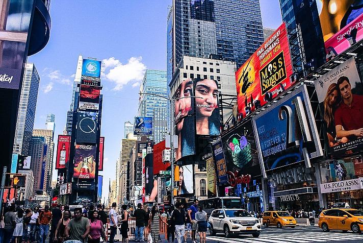 Times Square Wallula/pixabay 1