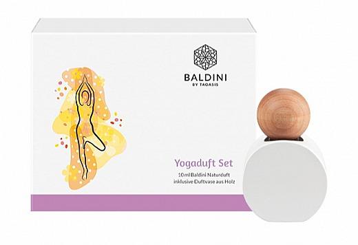 Baldini Yogaduft Set mit 10 ml Yogaduft und