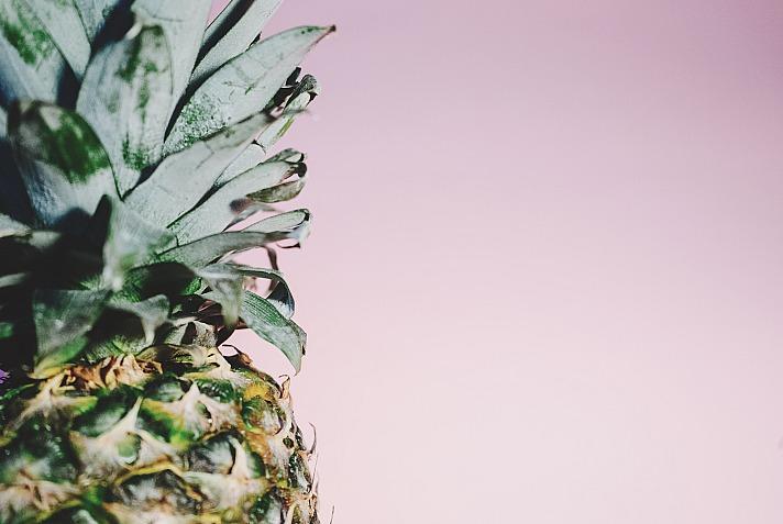 Pineapple pineapple/unsplash 1