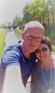 Bristol Buja: Annette Maria und Axel in Padua