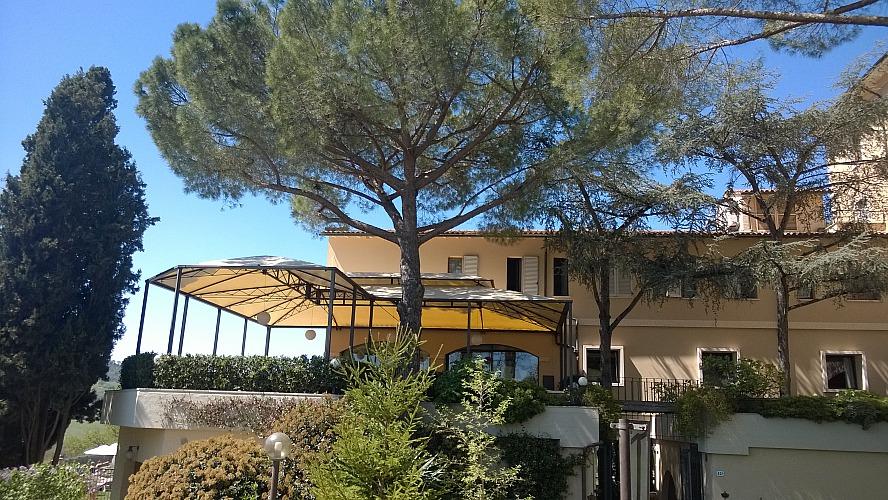 Erfahrungsbericht über Im Herzen der Toskana: Hotel Posta Marcucci ...