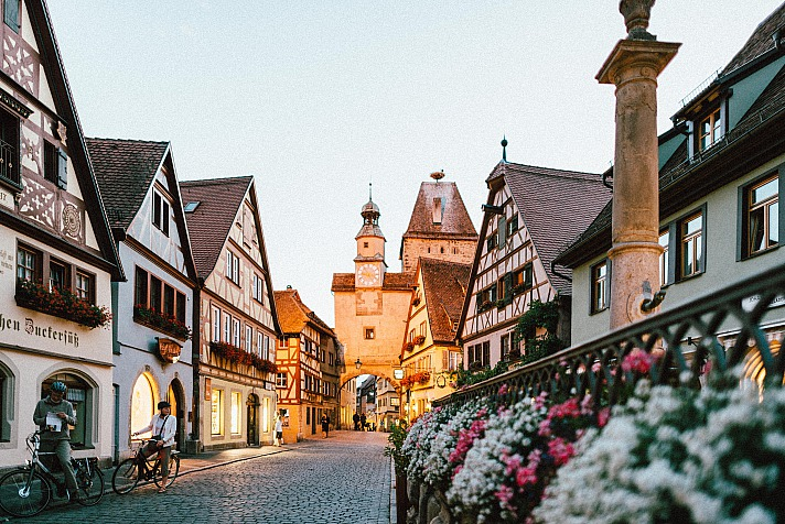 Rothenburg romankraft/unsplash 1