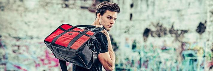 Feuerwear: Sporttasche Harris