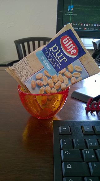Darum sind Erdnüsse für Vegetarier so wertvoll