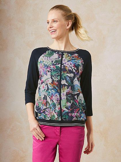 Walbusch - Betty Barclay Shirt Multicolor