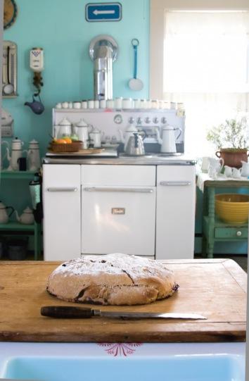 Martina Goernemann: Sauerteig - Bread