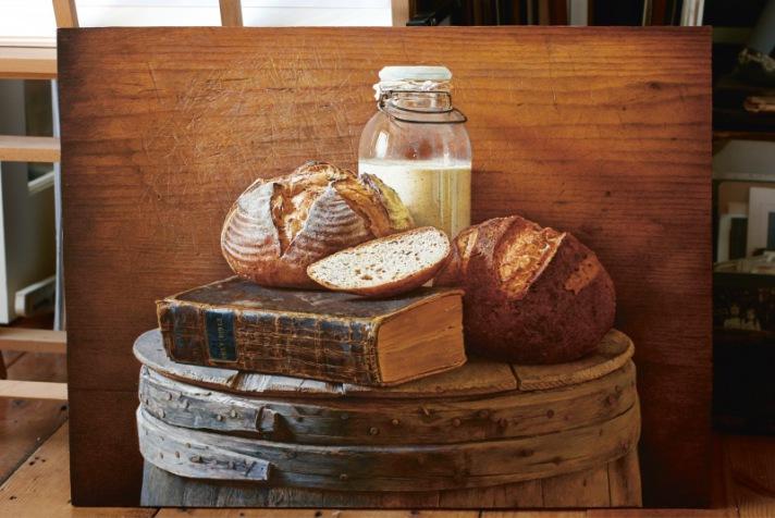 Martina Goernemann: Sauerteig - Brote