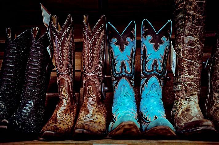 Welcome to Texas - Darum lieben wir hochwertige Statement Stiefel