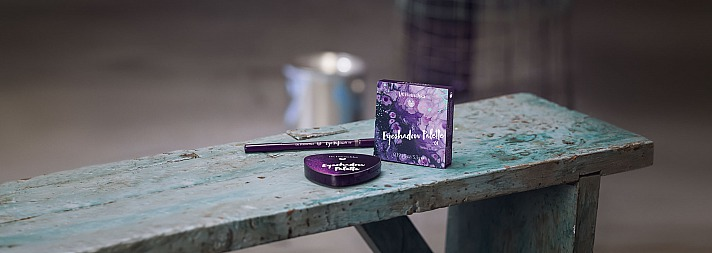 Dr. Hauschka: Purple Light Homepage